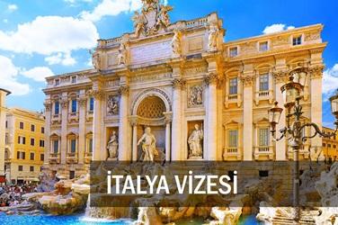 Kolay Yoldan İtalya Vizesi